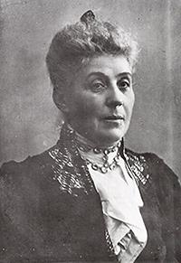Wilhelmina Elisabeth Lensing (Wilhelmina Drucker)
