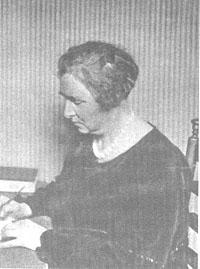Anna van Gogh-Kaulbach