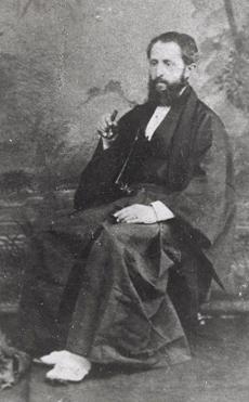 Bernhard Bruno Ferdinand Liebers