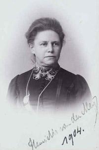 Henriette Rosina Dorothea van der Meij