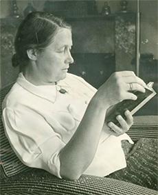 Annie Romein-Verschoor
