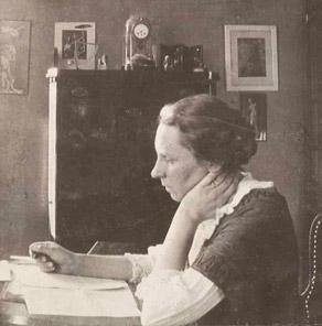 Henriette Goverdine Anna van der Schalk (Henriette Roland Holst)