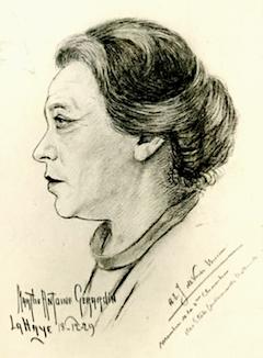 Agnes de Vries-Bruins