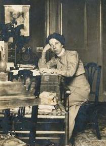 Clara Gertrud (Meijer-) Wichmann